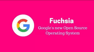 fuchsia os google new project