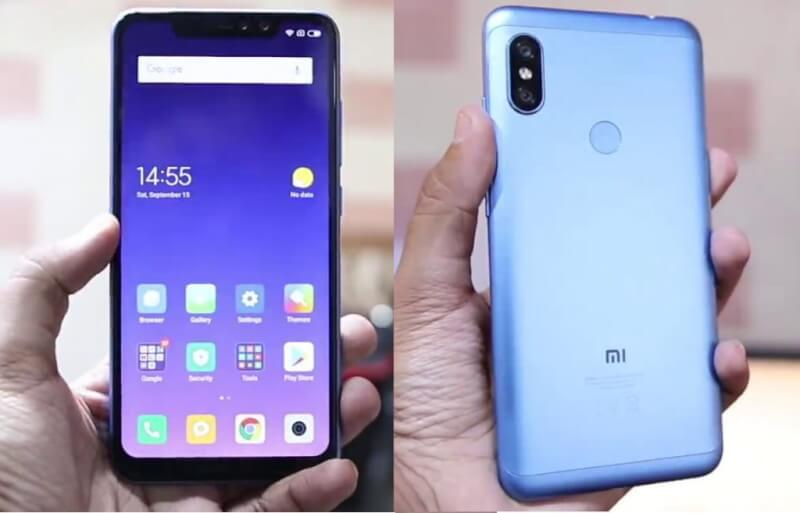 Xiaomi S Redmi Note 6 Pro Leaked Online Before The Launch
