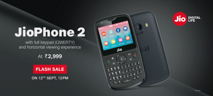 How to Buy JioPhone 2 during Flash Sale