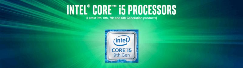 latest 9th generation processors - 1232×348