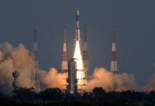 ISRO Space Launch