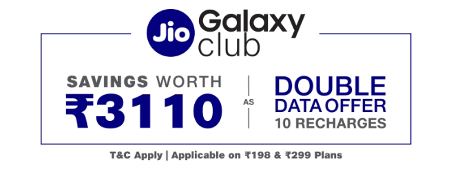 Jio offers,