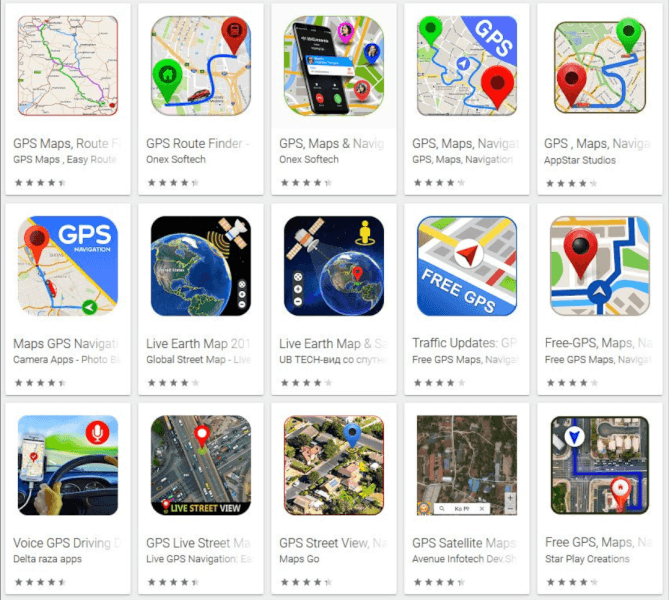 Fake GPS Apps Banner