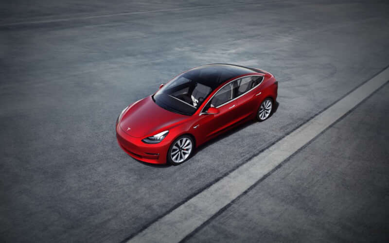 Tesla Model 3 Image