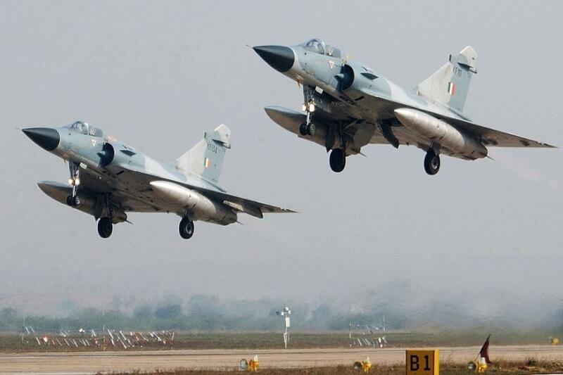 IAF Dassault Mirage 2000