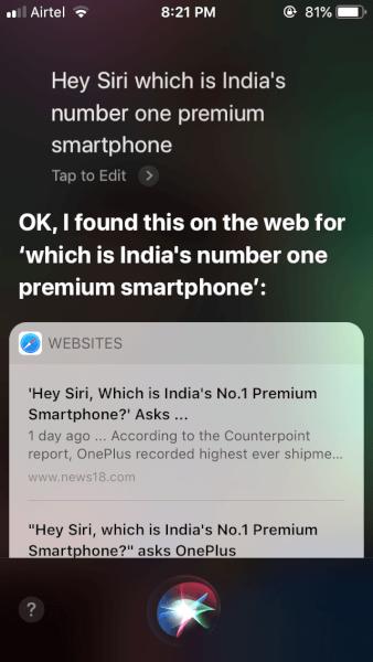 OnePlus iDare
