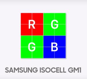 pixel binned sensor