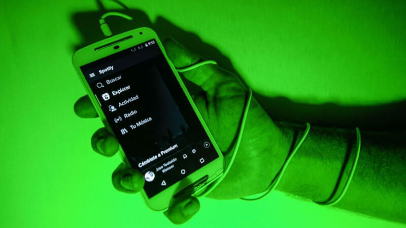 how to download spotify in india