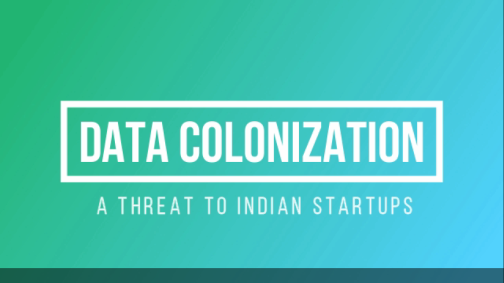 data colonizations