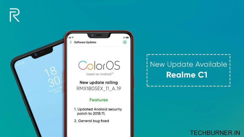 realme c1 updates, realme pie update, realme price
