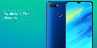 Realme 2 Pro latest updates