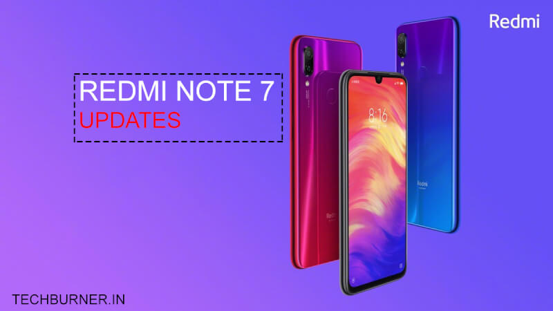 redmi note 7 android q