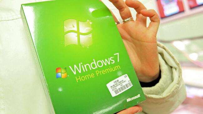 Windows 7 Support