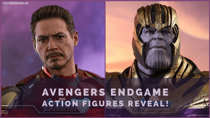 Marvel Action Figures Avengers Endgame Action figures Thanos Action Figures Ironman Action figures