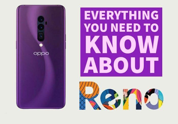 Oppo Reno. Oppo Sub-brand. Realme.