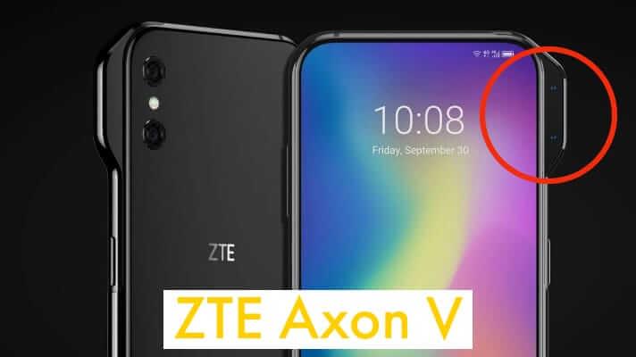 ZTE Axon S ZTE Axon V
