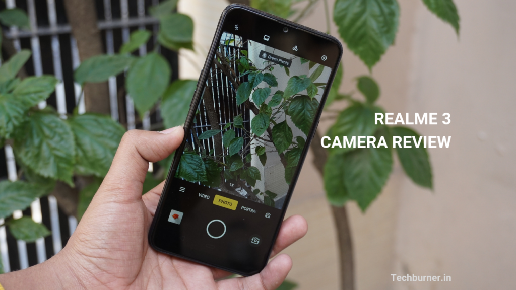 Realme 3 camera review