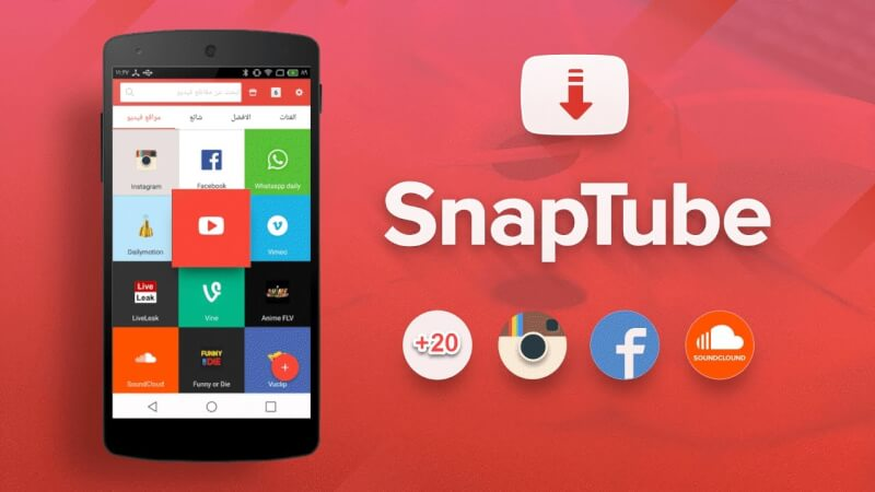 Snaptube vip apkpure | SnapTube YouTube Downloader 4 63