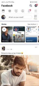 New Facebook Material App Download
