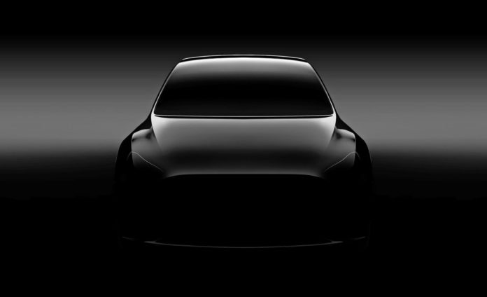 Tesla. Tesla Model Y.
