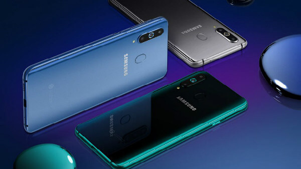 Samsung galaxy m30 pie update