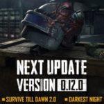 Pubg update 0.12.0