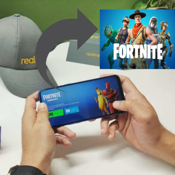 fortnite on realme 3 pro