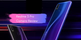 Realme 3 Pro Camera Review