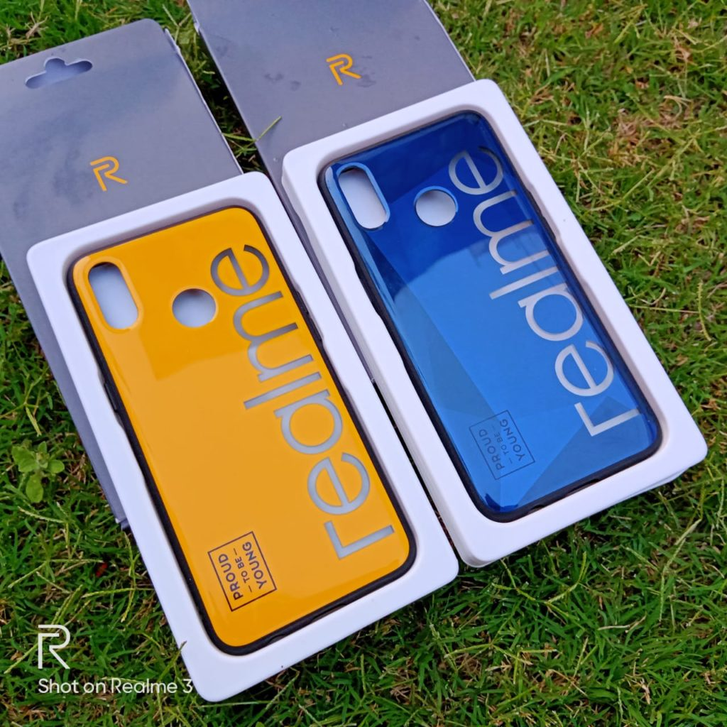 Realme 3 Pro Realme C2