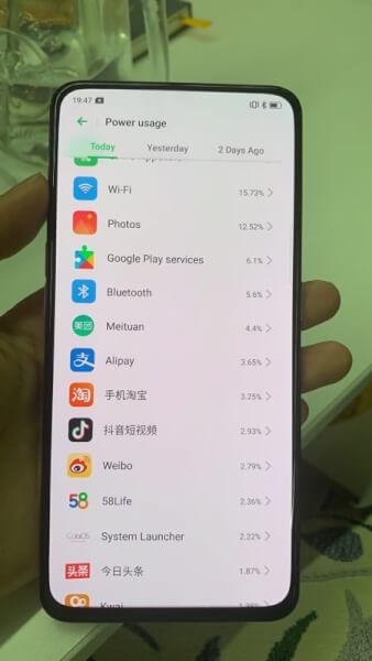 Realme Pro Realme Flagship leaked image
