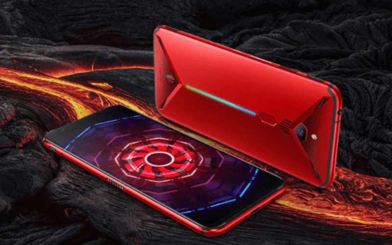 red magic 5g live images leaks, red magic 5g leaks, red magic 5g launch date in India, red magic 5g specs, red magic 5g live images