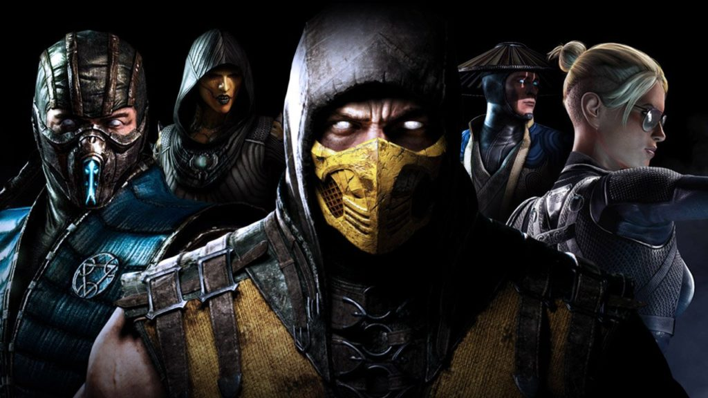 Morta Kombat xl, mortal kombat games