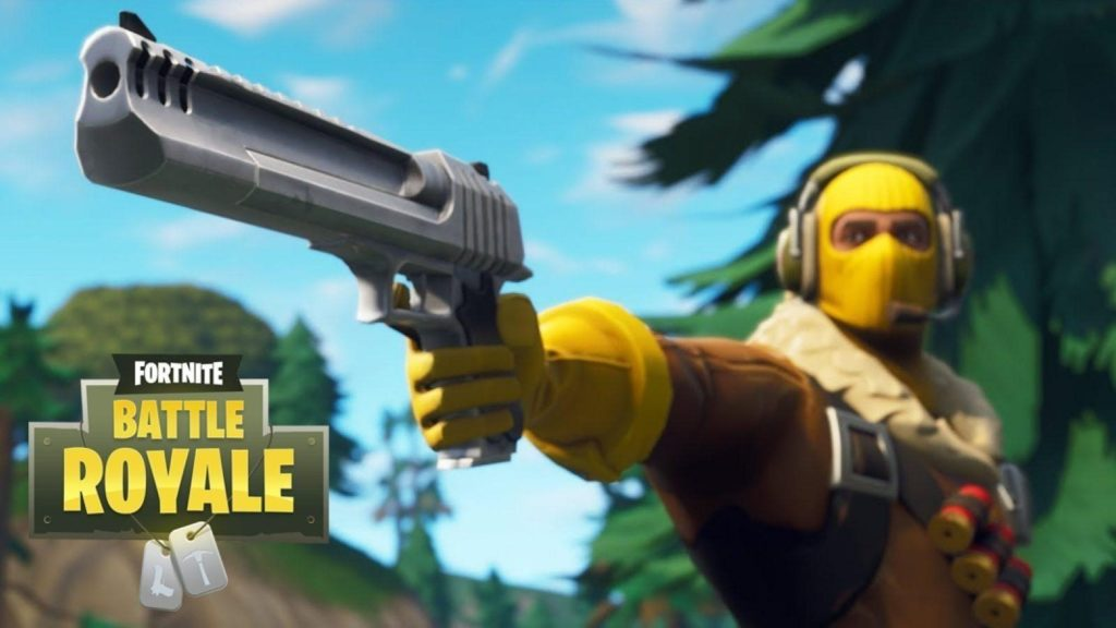Fortnite in Realme 3 Pro