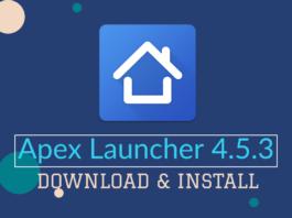 Apex Launcher 4.5.3
