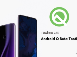 Android Q In Realme 3 Pro
