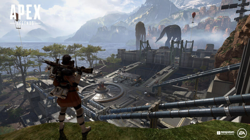 apex legends launch on mobile