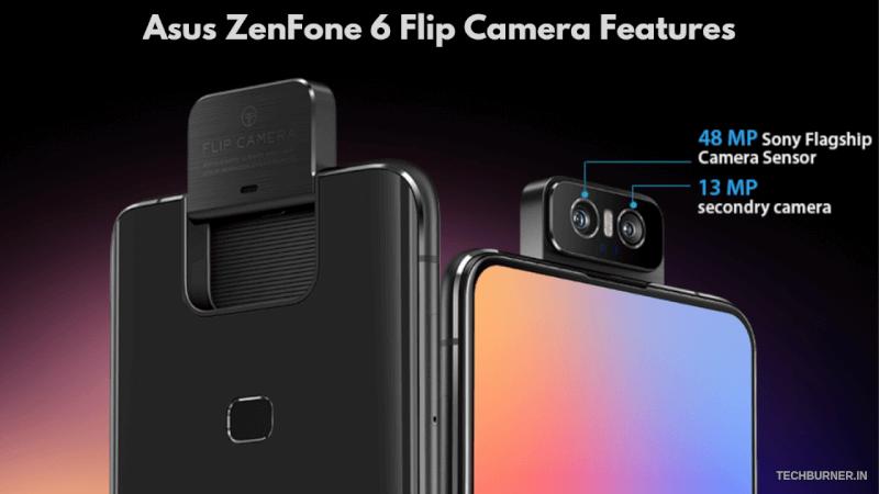 Asus ZenFone 6 Flip Camera Features
