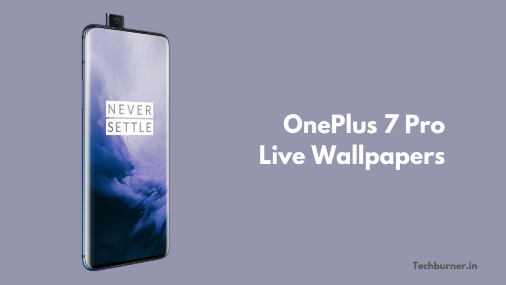OnePlus 7 Pro Live Wallpapers