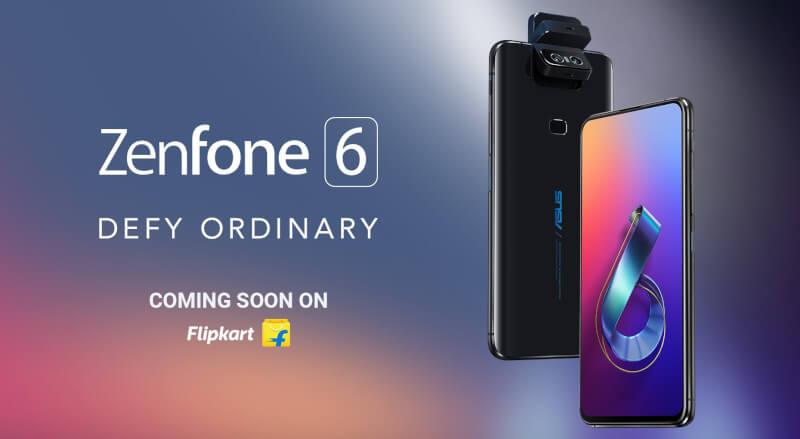 Zenfone 6 INDIA LAUNCH
