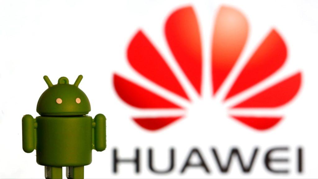 Huawei ban in India