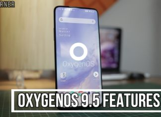OxygenOS 9.5 Devices, OxygenOS 9.5 Features, New Oxygen OS Features,