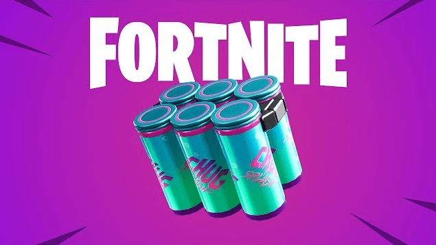 fortnite new drink