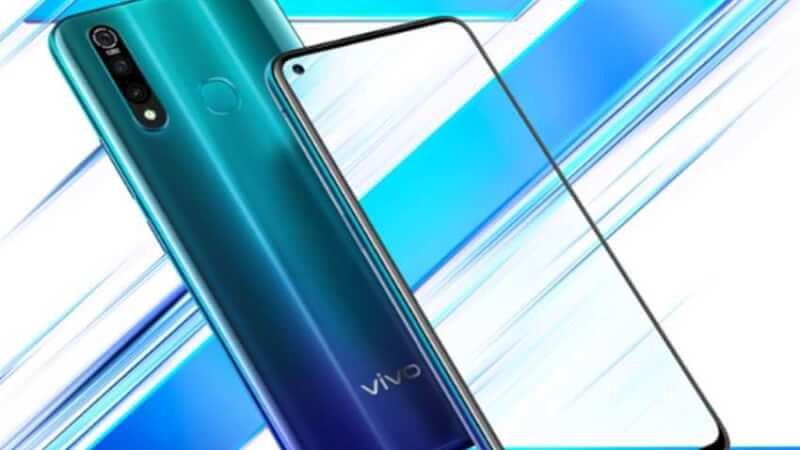 vivo z5x price in india
