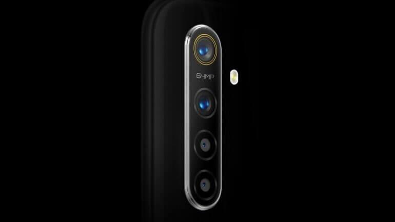 realme 64 mp camera phone