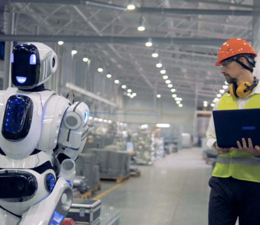 latest robot technology