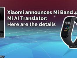 mi ai translator launch date in India, mi ai translator, mi ai translator price in India, mi smart band 4, mi band 4,,mi ai translator price in India,