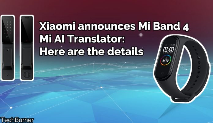 mi ai translator launch date in India, mi ai translator, mi ai translator price in India, mi smart band 4, mi band 4,,mi ai translator price in India,