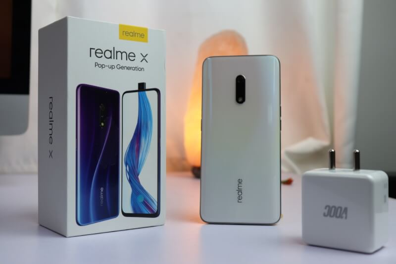 realme x unboxing