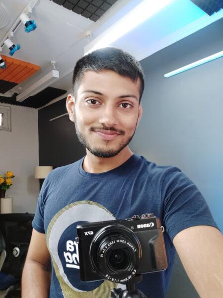 Redmi K20 Pro selfie