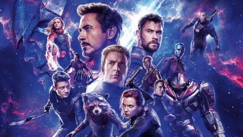 Avengers Endgame Re-released